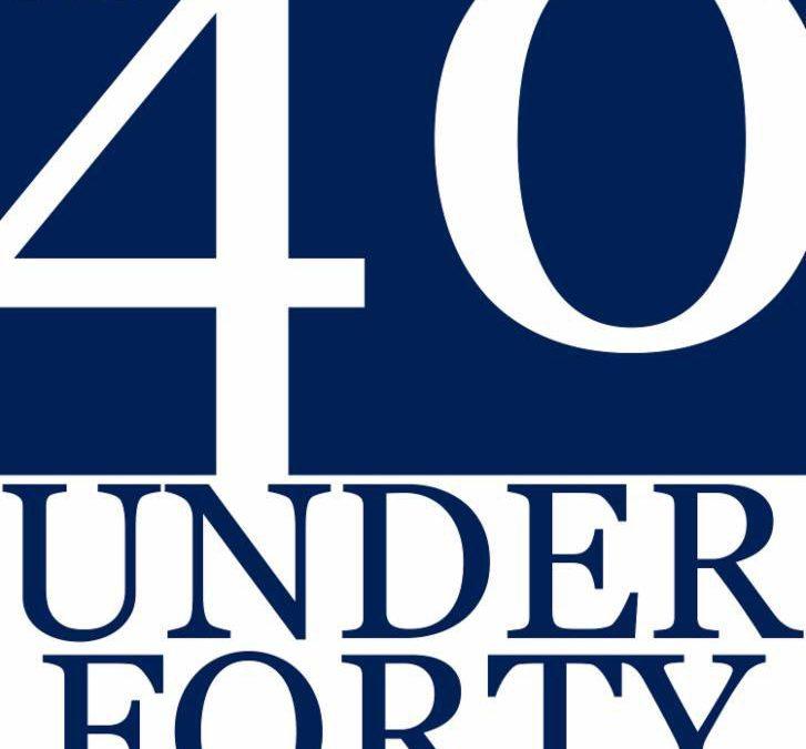 Lethbridge Chamber Recognizes Ennis: Top 40 Under Forty