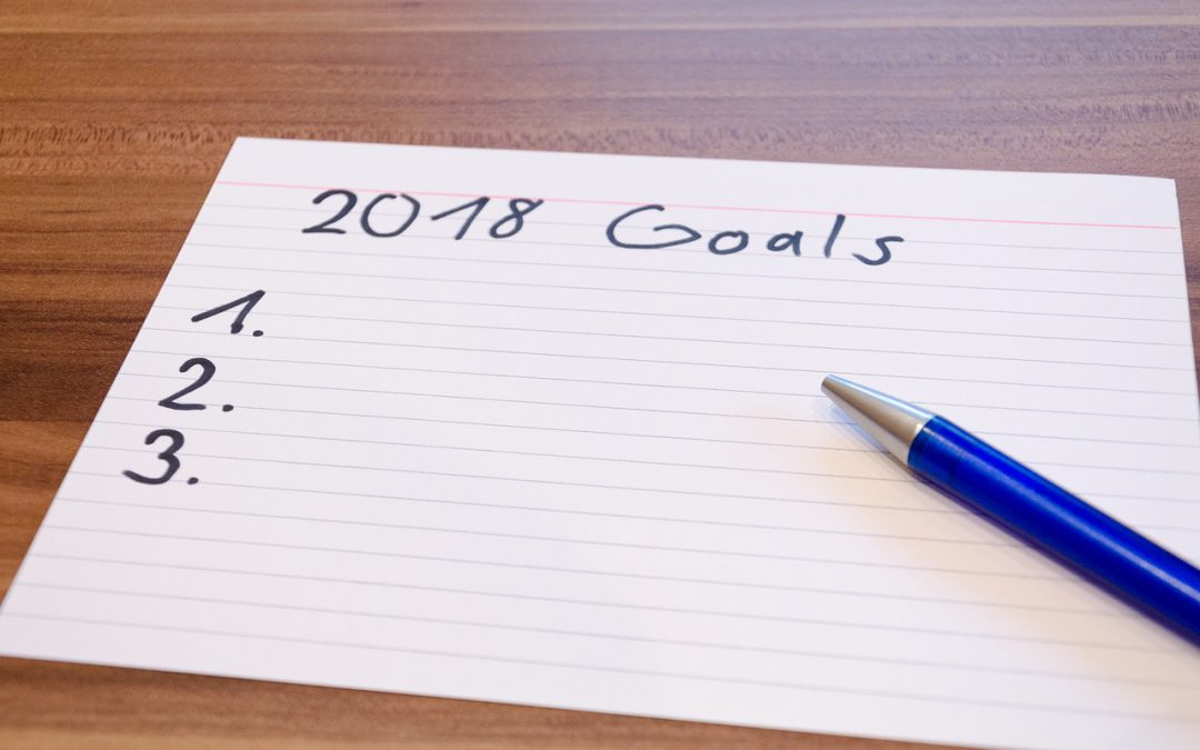 New Year's Resolutions Are a Joke. Instead Make a Plan and Stick to It!
