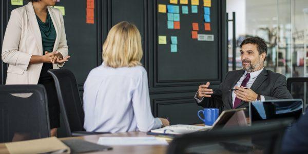 Take responsibility in meetings