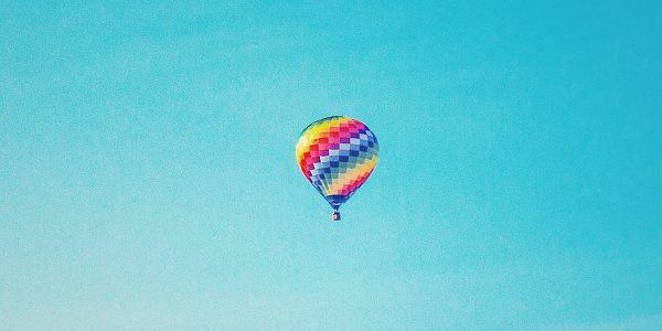 Leadership - Hot Air Balloon